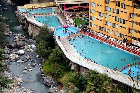 Balneario Baño Grande Hidalgo Dikiducom