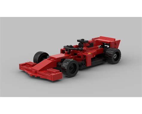Seven of the 10 formula 1 teams have formally objected to the handling of ferrari's engine. LEGO MOC 2020 Ferrari F1 car by Clemsie_McKenzie ...