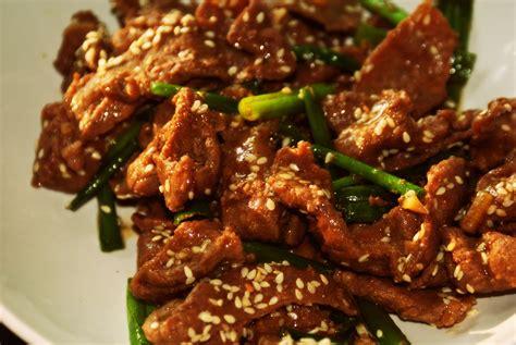 cuisine chinoise poulet croustillant émincé de boeuf qui goute vraiment quelque chose pas de