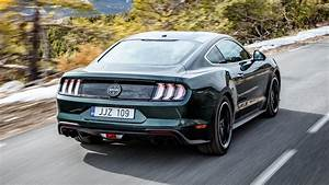The Ford Mustang Bullitt costs nearly £50k Top Gear