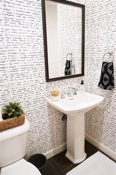 Powder Wallpapering Walls Need Building Merrick
