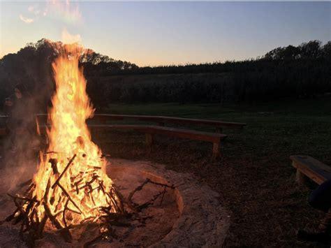 bonfires hayrides milburn orchards