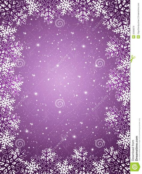 Purple Pastel Snowflake Background by Purple Background With Snowflakes Royalty Free Stock