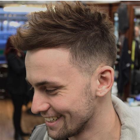 Fade Haircut Black Men Hairstyles Design Trends