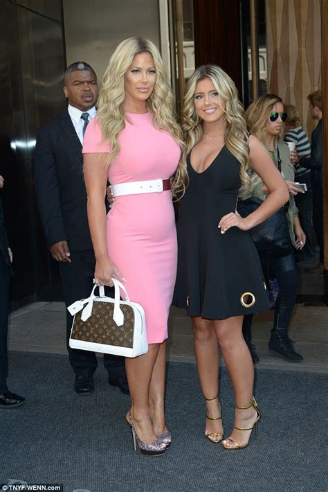 Kim Zolciak Is Disgusted To Find Out Her Daughter Brielle
