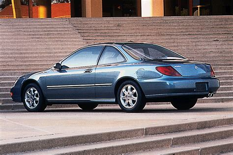 Acura 1997 Cl by 1997 99 Acura Cl Consumer Guide Auto