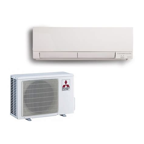 Mitsubishi Heat Pumps Prices by Mitsubishi 9 000 Btu Heat Hyper Heat 30 Seer System