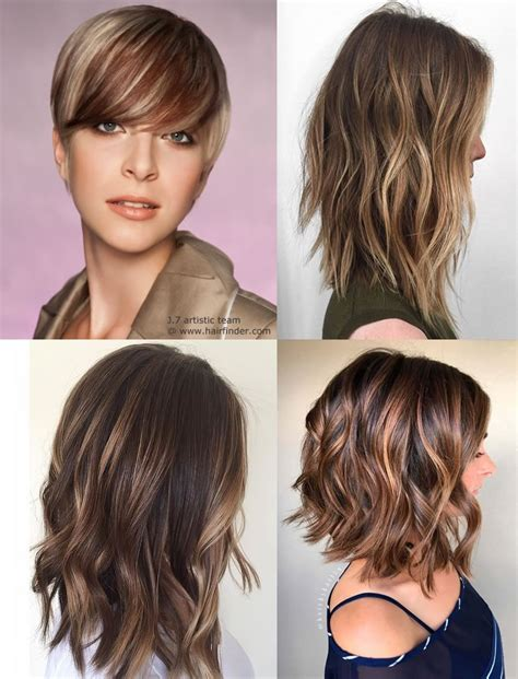 Ombre For Short Hair With 100+ Different Type Of