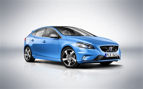 Volvo V40 R Wallpaper