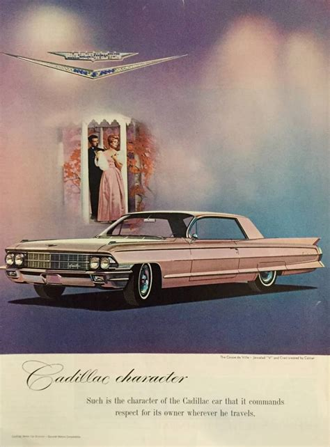 commands respect   travels cadillac ads
