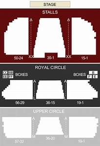 London Palladium London Seating Chart And Stage