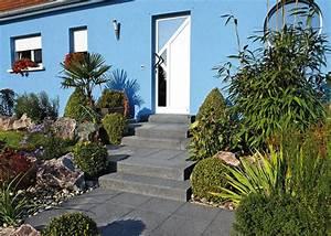 comment amenager mon entree exterieur With amenagement de jardin en pente 7 allees exterieures comment les amenager travaux
