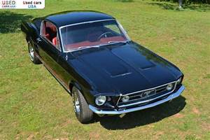For Sale 1967 passenger car Ford Mustang, Jacksonville, insurance rate quote, price 26400$. Used ...