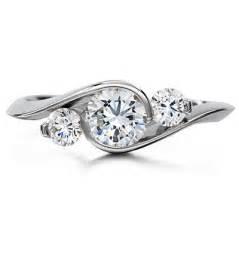 three band wedding ring platinum three ring engagement ring platinum three s flickr