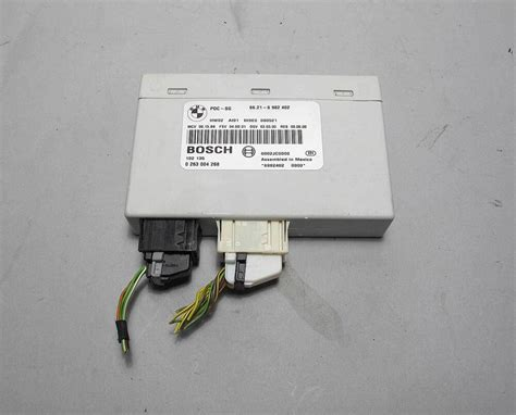 bmw   series  series parking distance control pdc