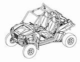 Rzr Coloring Pages Polaris Drawing Drawings Sketch Clip Utv Colouring Sketches Printable Colorings Sheets Grizzly Bears Cricut Sketchite Patents Frame sketch template