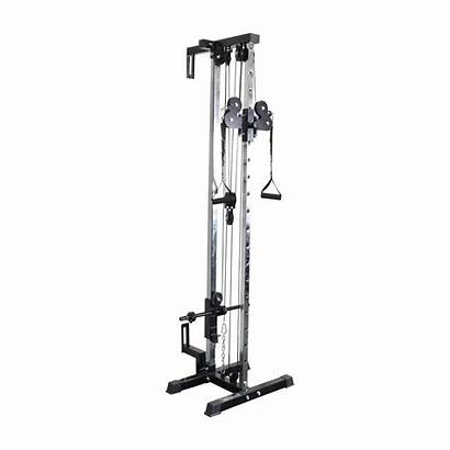 Pulley Mounted Titan Tower Fitness V3 Tall