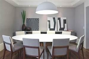 avoir une idee deco salle a manger pas si difficile la With idee deco cuisine avec grande table salle a manger design