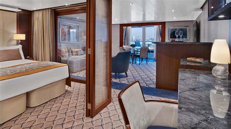 seabourn encore penthouse spa suite   cruzeiro