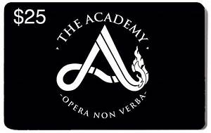 $25 Gift Card - The Academy MN MMA FREE 30 Day Trial ...