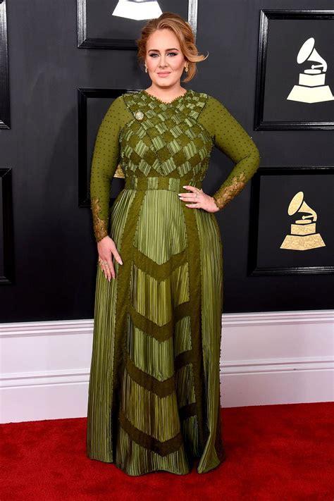 Grammy Awards 2017 | Dresses for apple shape, Grammy ...