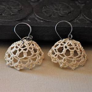 17 Best Images About Crochet Earrings On Pinterest