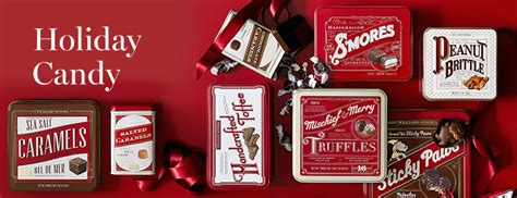 holiday candy williams sonoma