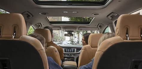 Car Interior Noise Comparison by Compare The 2019 Enclave And 2019 Envision Garber Automall