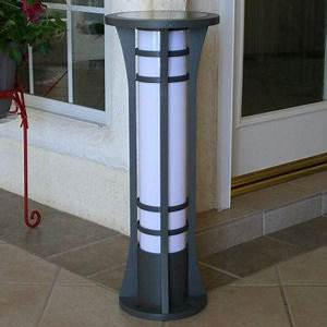 Outdoor Spot Lights Solar Column Solar Bollard Light Outdoor Solar Store