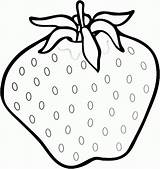 Strawberry Coloring Printable Pages Fruit Fresh Strawberries Colouring Sheets Printables Fruits Prints Farm Getcoloringpages Getdrawings Getcolorings Yummy sketch template