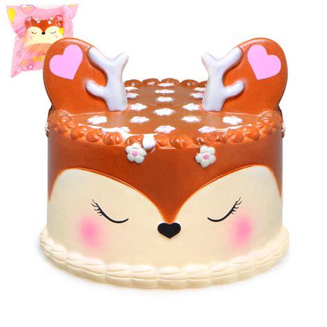 deer cake squishy coolsquishiescom