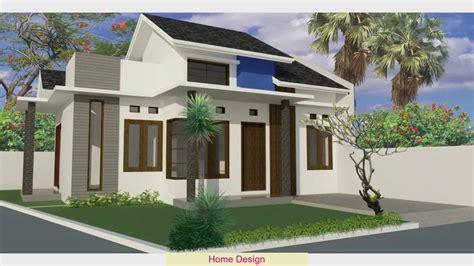 desain rumah hook  lantai youtube