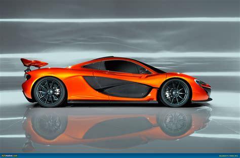 AUSmotive.com » Paris 2012: McLaren P1