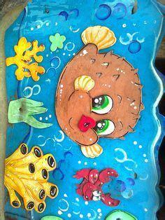 mar pez goma crafts sea theme and fish