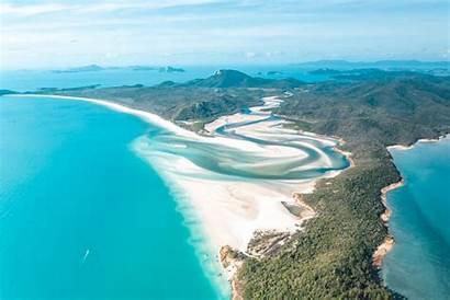 Whitsundays Beaches Whitsunday Islands Hill Inlet Region