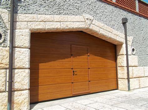 Porta Garage Sezionale by Chiusure Per Garage Porta Sezionale Dwn Serramenti