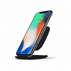 Iphone Wireless Charger : zens fast wireless charger stand base 10w zens ~ Jslefanu.com Haus und Dekorationen