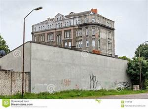 Streets of Liepaja, Latvia editorial stock image. Image of ...