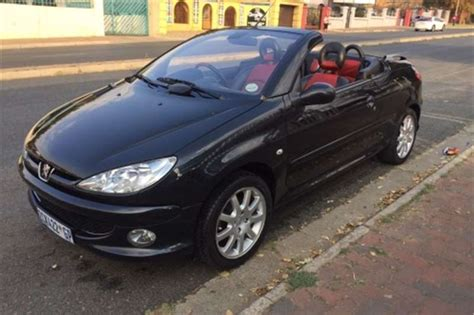 Peugeot 206 Convertible by 2007 Peugeot 206 Cc Convertible Cars For Sale In Gauteng