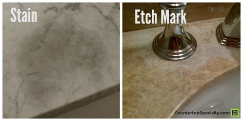 removing stains from marble table honed marble countertop cleaning