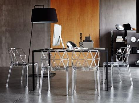 chaises transparentes ikea chaises transparentes bureau gris ordinateur le