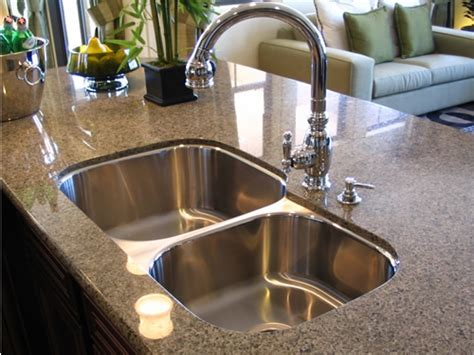 how to install undermount kitchen sink to granite undermount granite kitchen sinks rafael home biz with