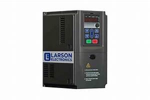 Larson Electronics - 10hp Vfd Phase Converter