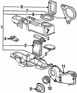 Ford Ranger Hvac Heater Core