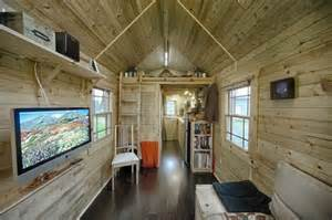 small homes interiors the tiny tack house a wooden mobile home built on a trailer