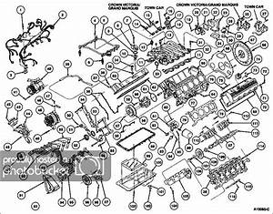 Exploded View 4 6l Engine