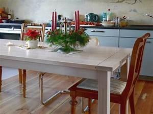 Esszimmertisch Glas Ausziehbar : esstisch aus wiederverwertetem eichenholz tischlerei brandl gmbh ~ Frokenaadalensverden.com Haus und Dekorationen