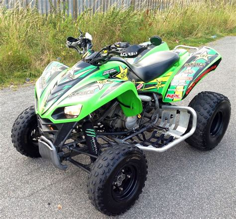 kawasaki kfx 700 kawasaki kfx 700 fully auto road not raptor