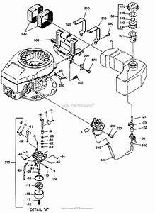 Snapper Ec13v 4 Hp 2 Cycle Robin Engine Parts Diagram For