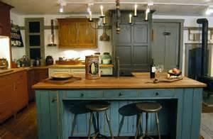 primitive kitchen island primitive kitchen by david t smith my style